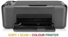 HP DeskJet F2410 (All in One)