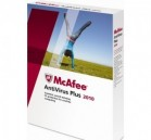 McAfee VirusScan Plus 2010 1 user