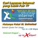 Perdana Internet XL Unlimited