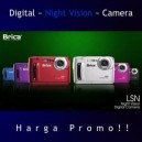 Camera Digital Brica LSN ~ Night Vision Camera + 2GB