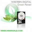 WDC Green Power Sata II 32MB