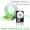 WDC Green Power Sata II 64MB