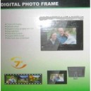 "Digital Photo Frame 7"" Wide - Simple"