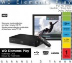 WD Elements Play Multimedia Player