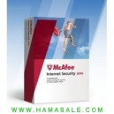 McAfee Internet Security 2010 (3 user)
