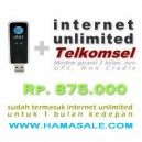 Paket Internet Telkomsel Unlimited Plus Modem Sierra Compass 885U
